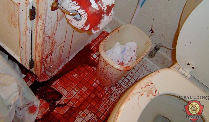 Image result for Crime-Scene Cleanup