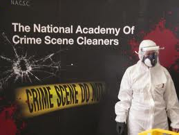 N.A.C.S.C National Academy of Crime Scene Cleaners